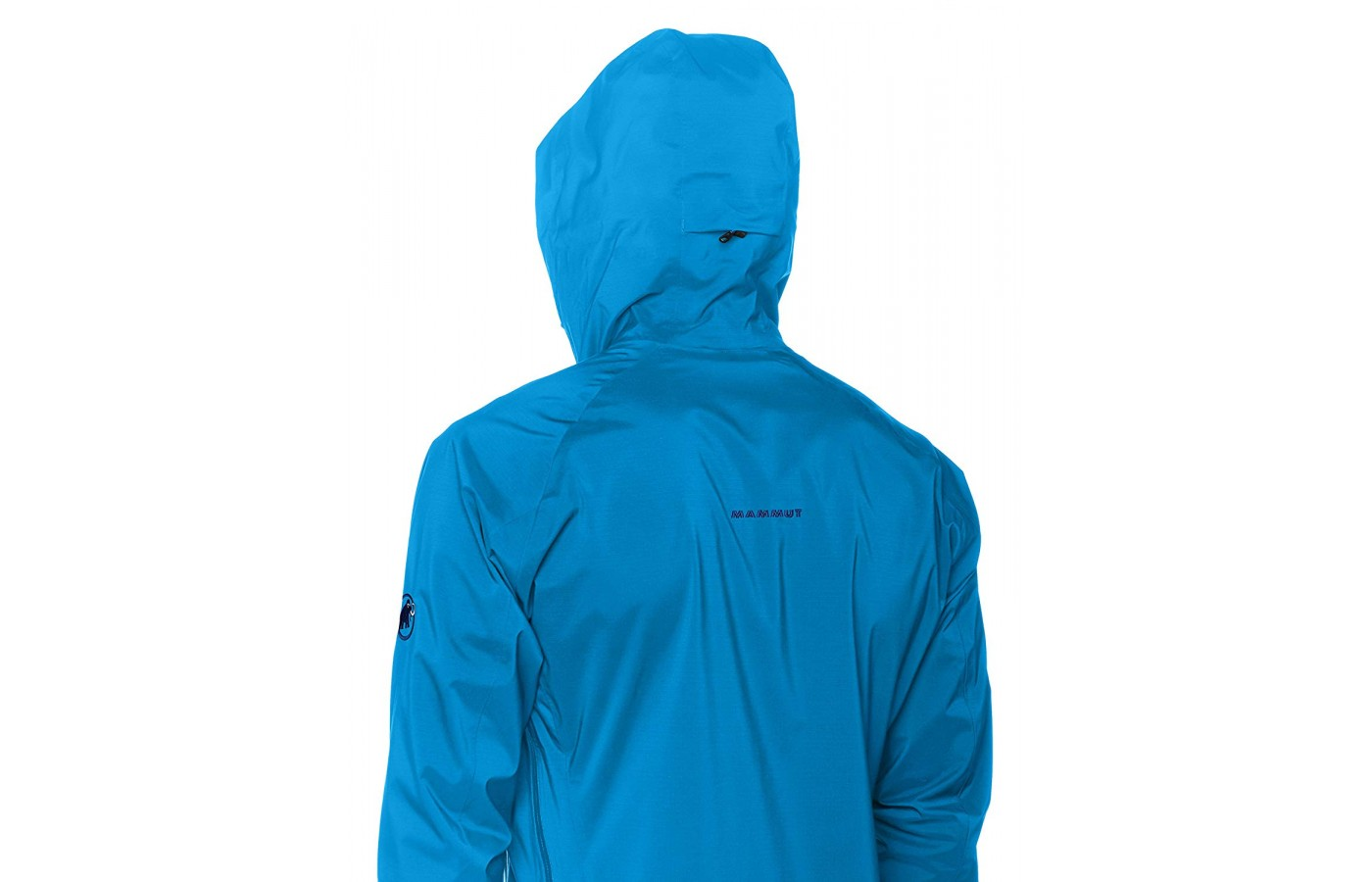 DRYtech stretch polyamide material and polyurethane membrane material are both designed with keeping the exterior moisture out and keeping you from overheating and sweating inside the jacket at the same time.