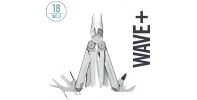 An in-depth review of the Leatherman Wave Plus.