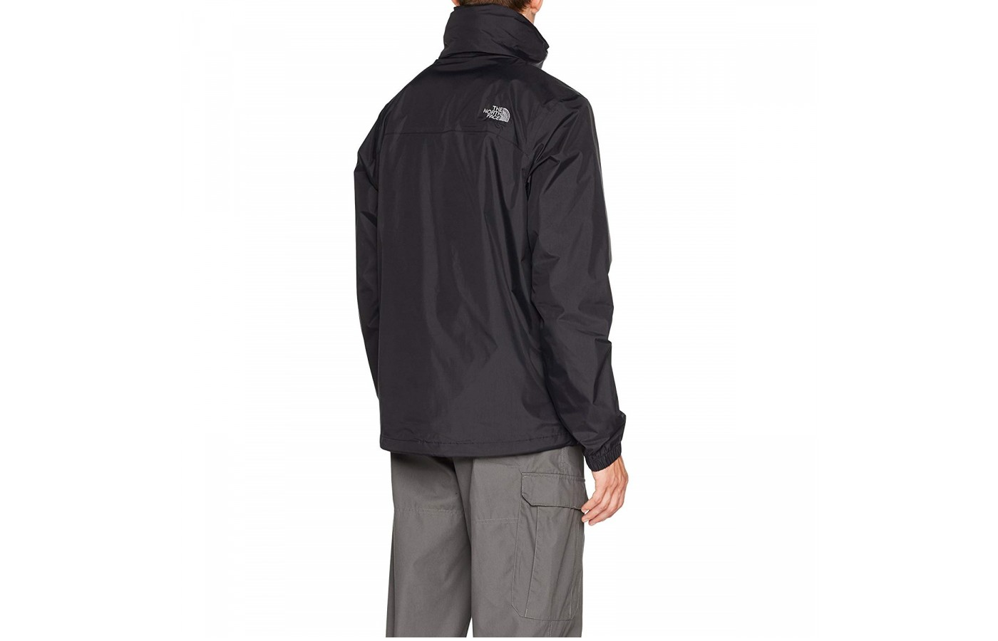 The North Face Resolve 2 uses polyurethane in order to protect the wearer from rain and moisture.