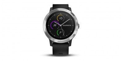 An in-depth review of the Vivoactive 3 fitness tracker.