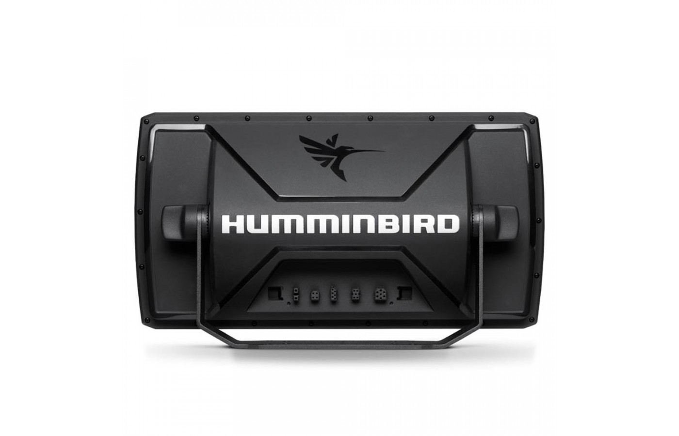 Humminbird HELIX 9 comes with it's mount and other accessories.