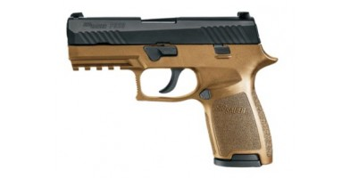 An in-depth review of the Sig Sauer P320.