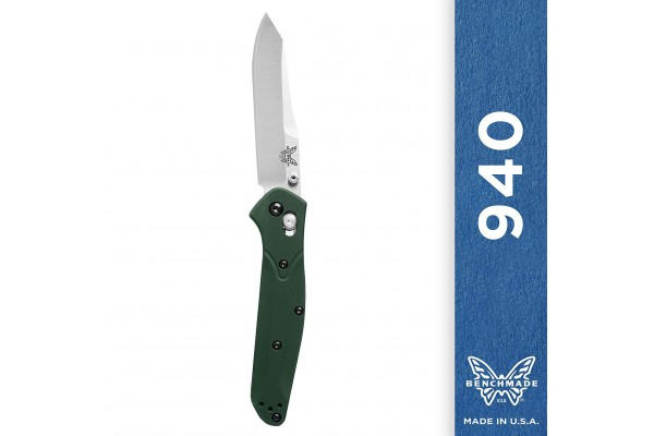 An in-depth review of the Benchmade 940.