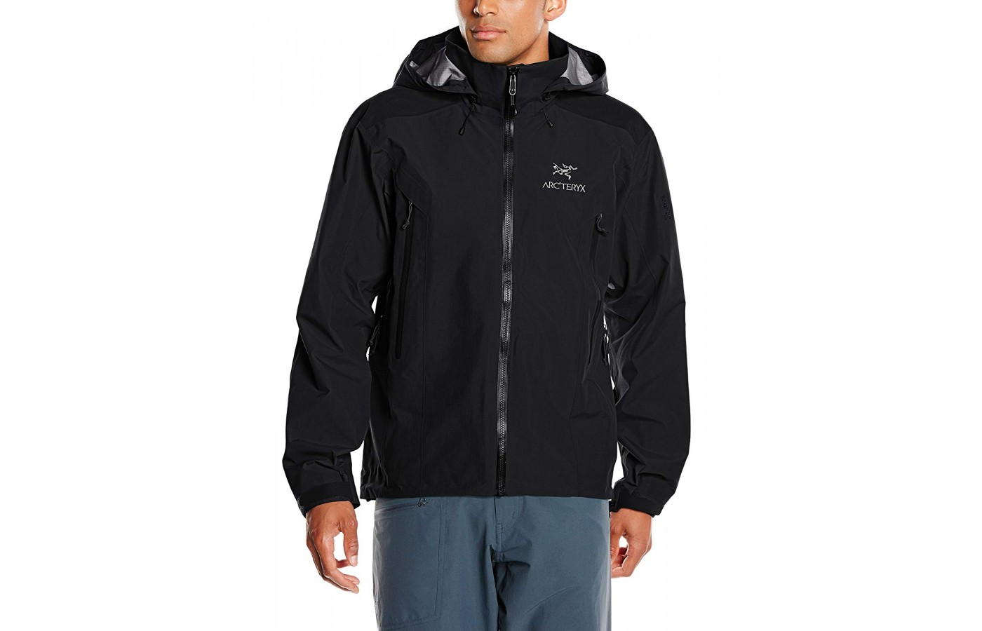 The Arc'teryx Beta AR has been in the company's jacket lineup for about 13 years.