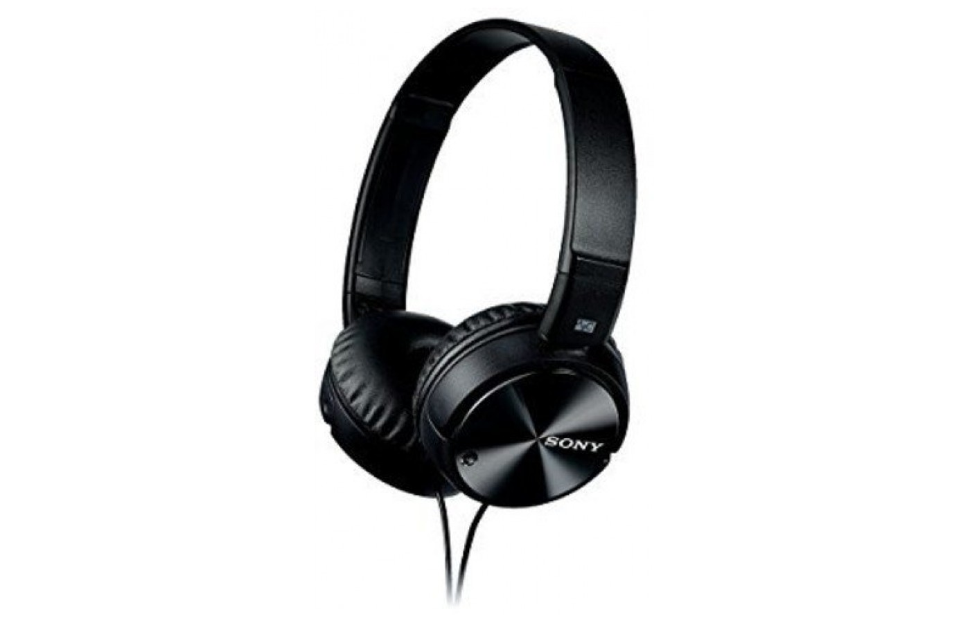 The Sony MDR-ZX110NC has a lightweight design that does not exert excessive pressure on the ears.