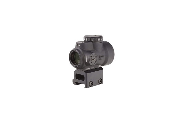 An in-depth review of the Trijicon MRO.