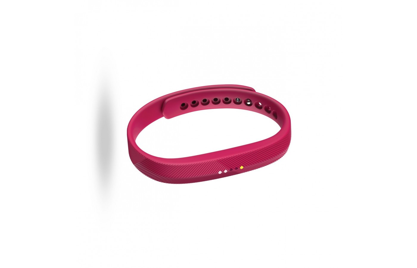 The device helps the wearer stay active with all-day tracking.