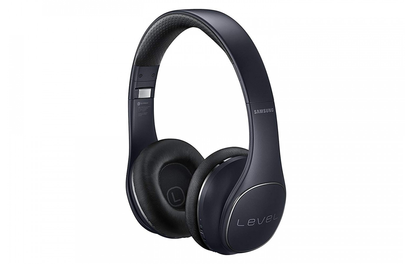 Level On headphones are available in black, white, red, and blue.