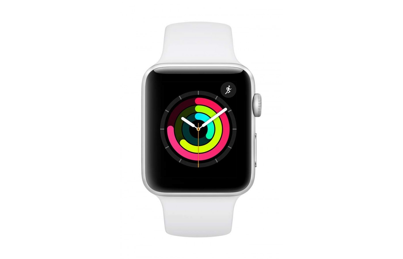 It has all the basics of a fitness tracker, all of the basics of a smart watch, plus an ability to answer phone calls with the speaker audio output and Voice Assist input.