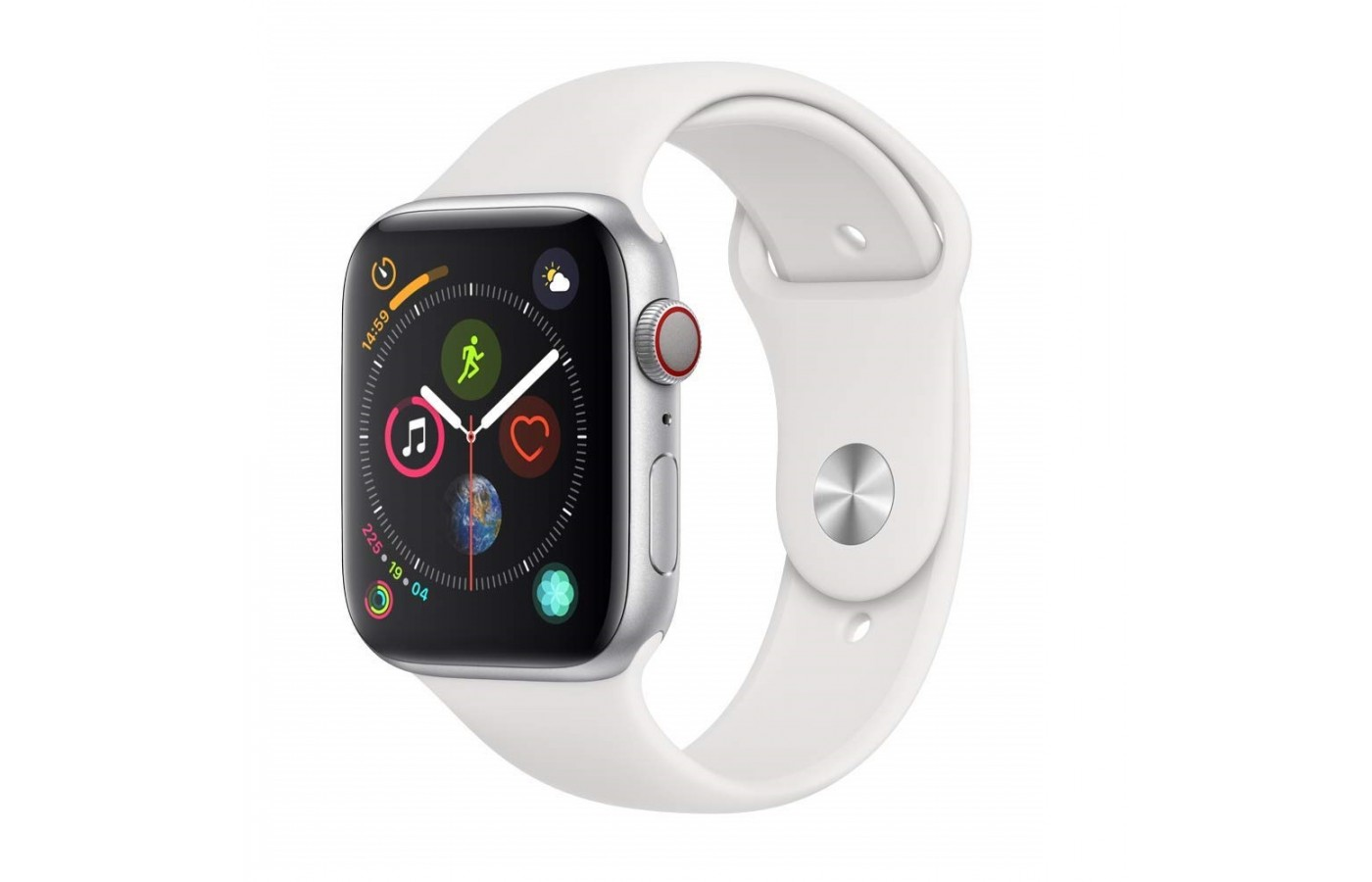 The Apple Watch Series 4 comes in different colors and styles in order to suit individual styles and preferences.