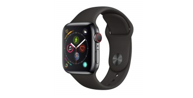 An in-depth review of the Apple Watch Series 4.