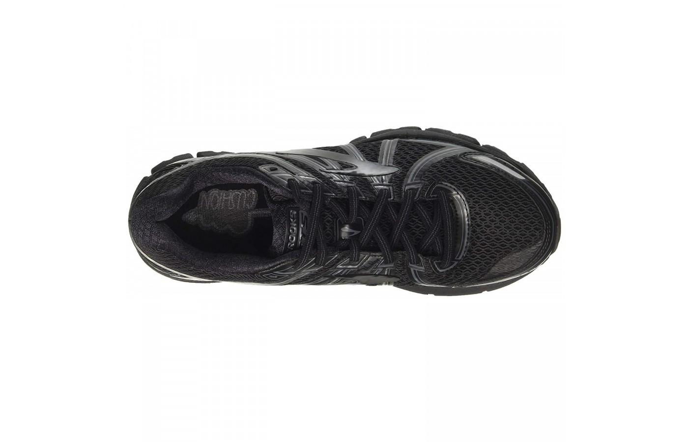 The Brooks Adrenaline GTS 17 offers a lightweight design to help the runner go further.