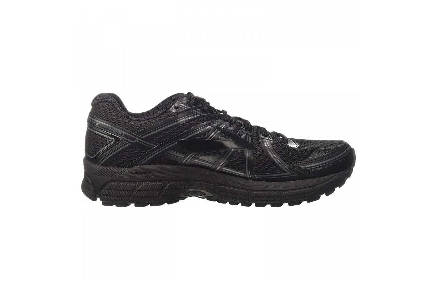 The Brooks Adrenaline GTS 17 offers superior support in order to protect the runner.