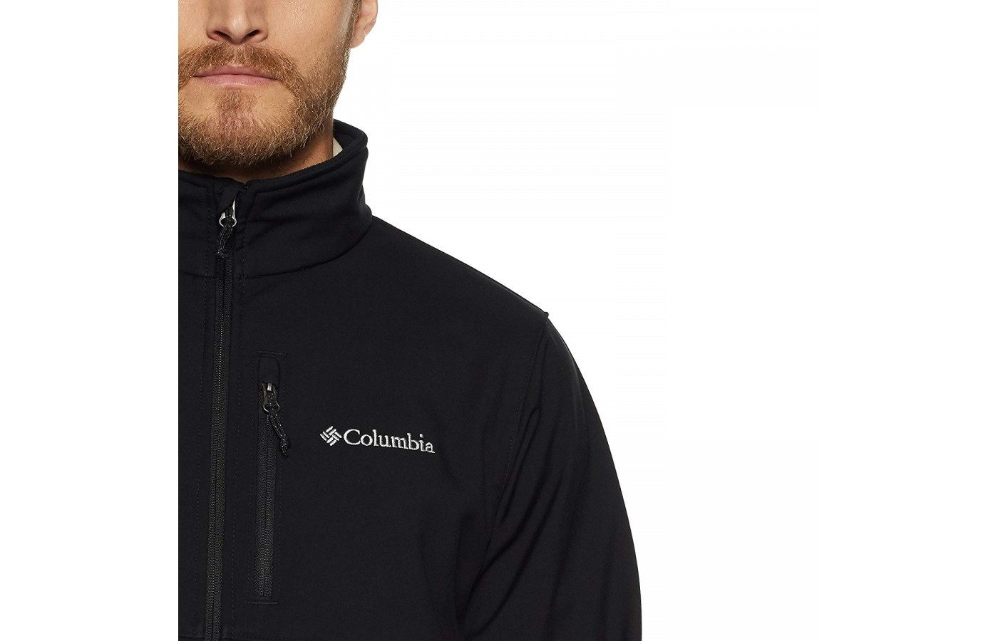The Columbia Ascender also offers a designated cell phone pocket to keep your device protected and in reach.