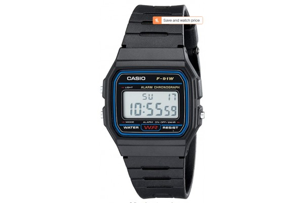 An in-depth review of the Casio F91W.