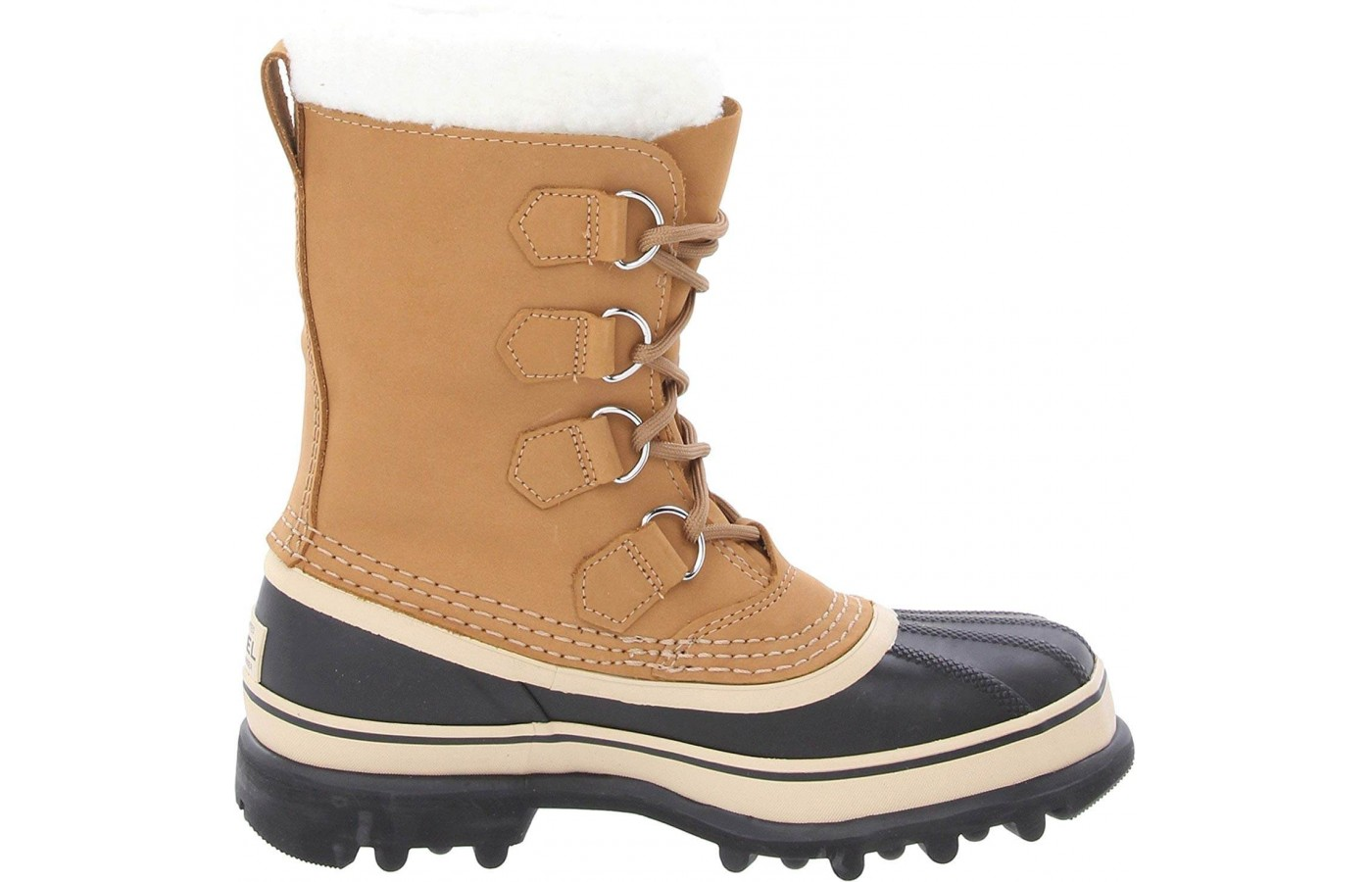 Beyond the waterproof bootie and lower portion of the boot is the upper, which comes in a variety of colors for men and women.