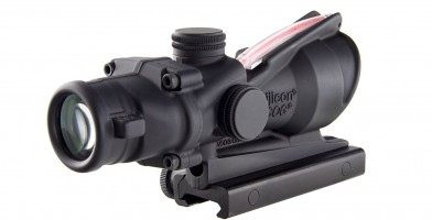 An in-depth review of the Trijicon ACOG.