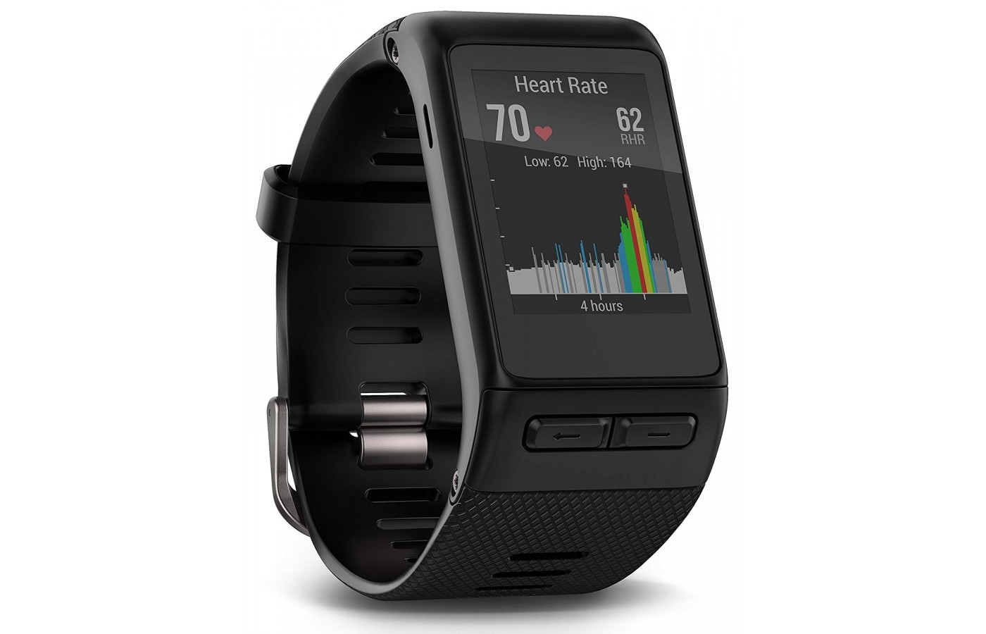 It will also convert your elevated heart rate information into calories burned during any of these passions