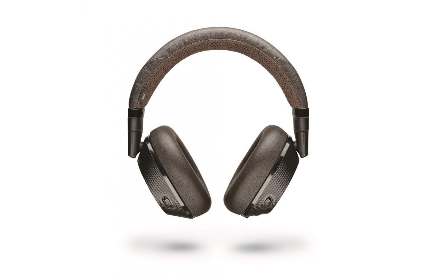The ear cups and headband of the BackBeat Pro 2 are lined with faux leather, making them extremely comfortable.