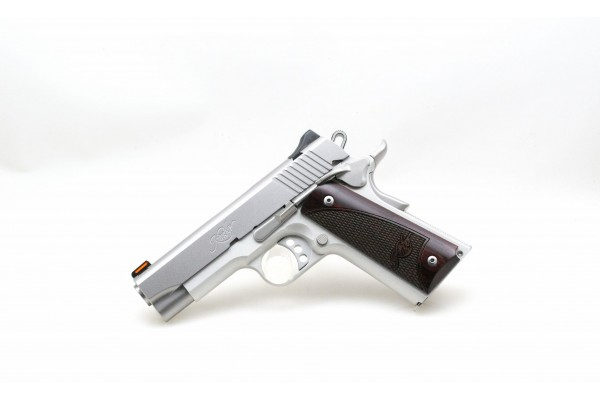 An in-depth review of the  Kimber Pro Carry II.