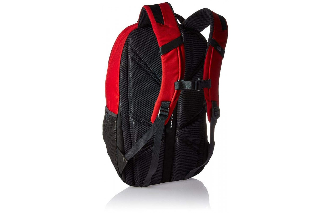The rigid FlexVent provides more than the basic support of many backpacks