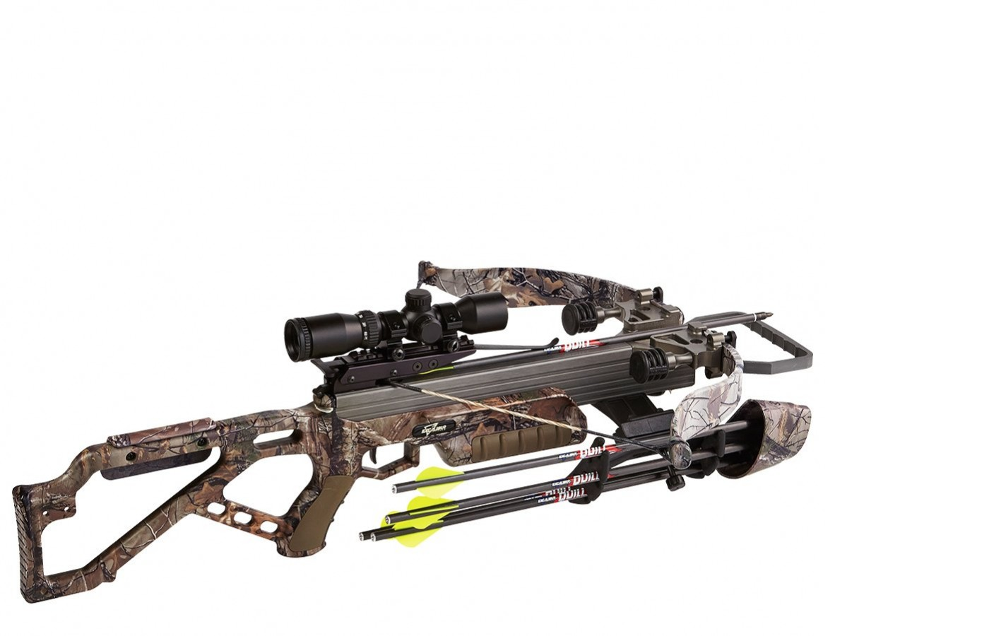 The Micro 355 is a top-rated recurve crossbow.