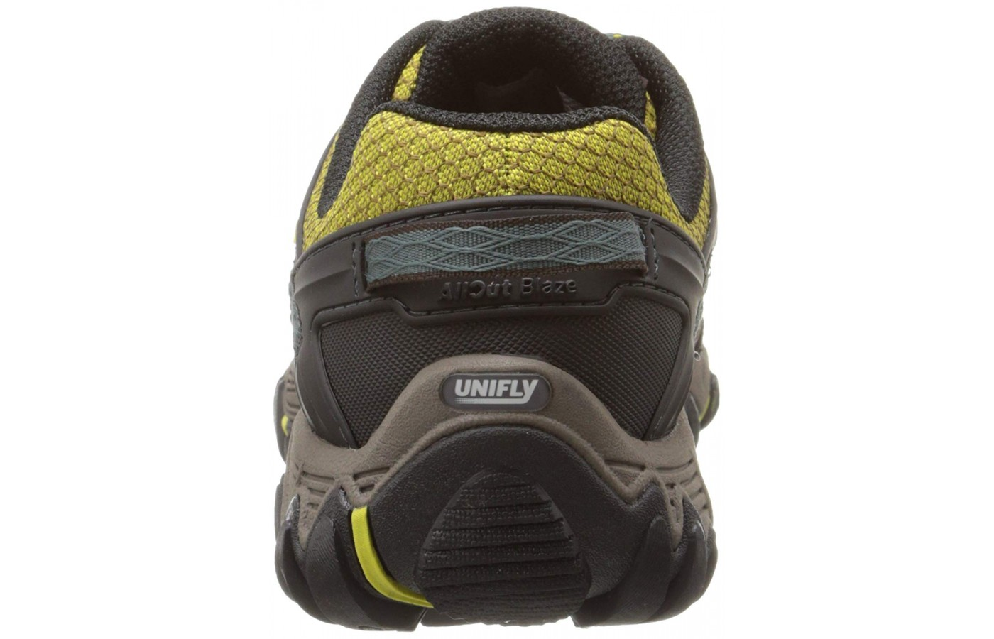 This hiking shoe has plenty of cushioning.