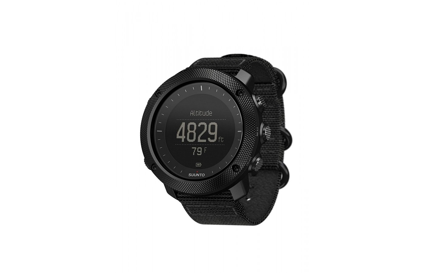 Suunto Traverse Alpha comes with built-in GPS