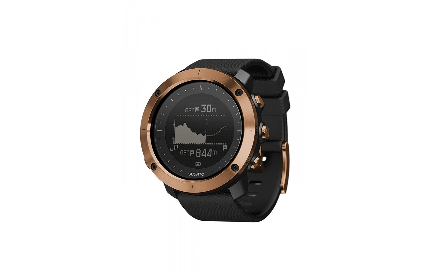 The Suunto Traverse Alpha has unique features for hunting/angling/fishing