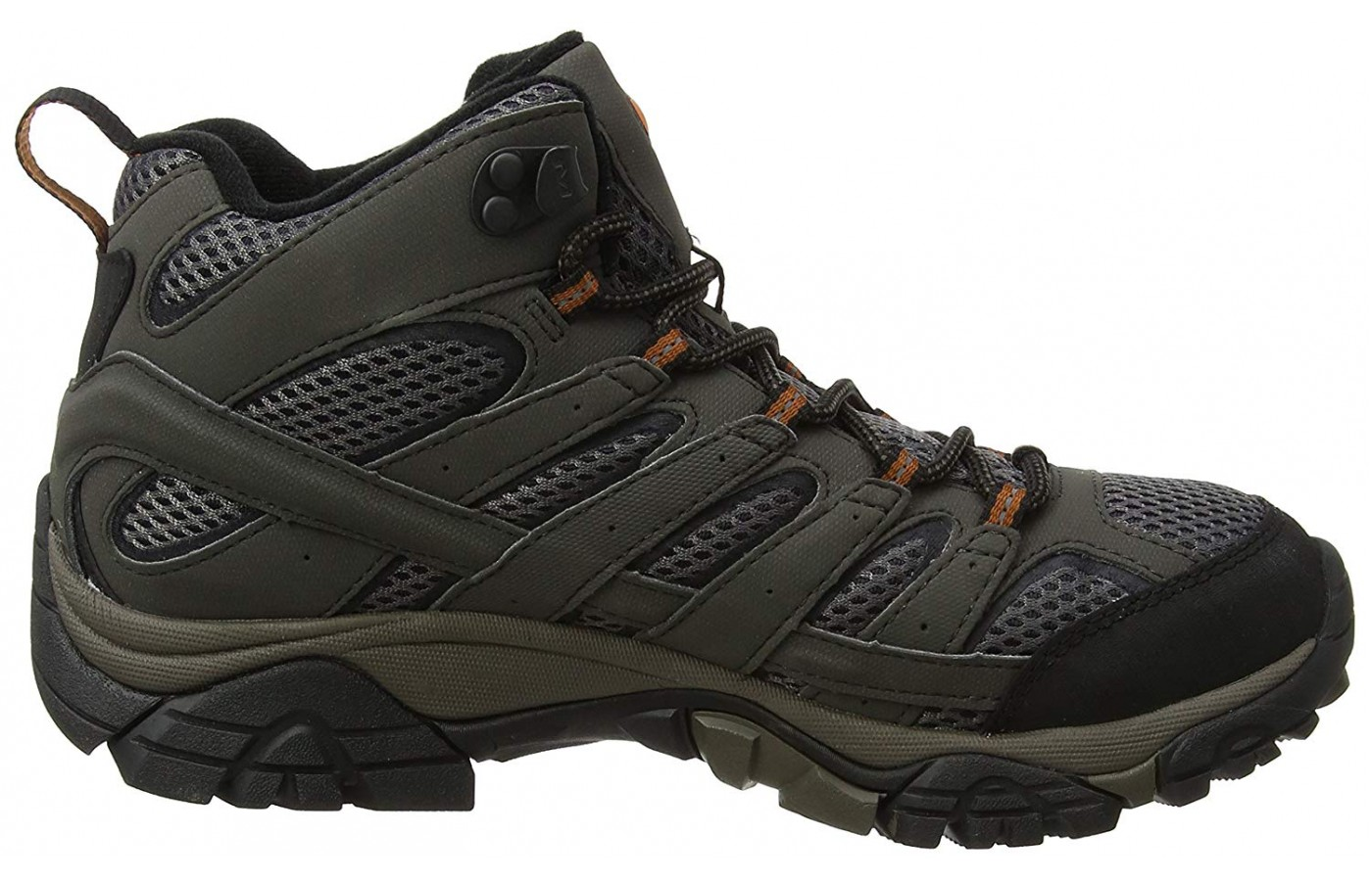 The structure of this boot offers great ankle support.