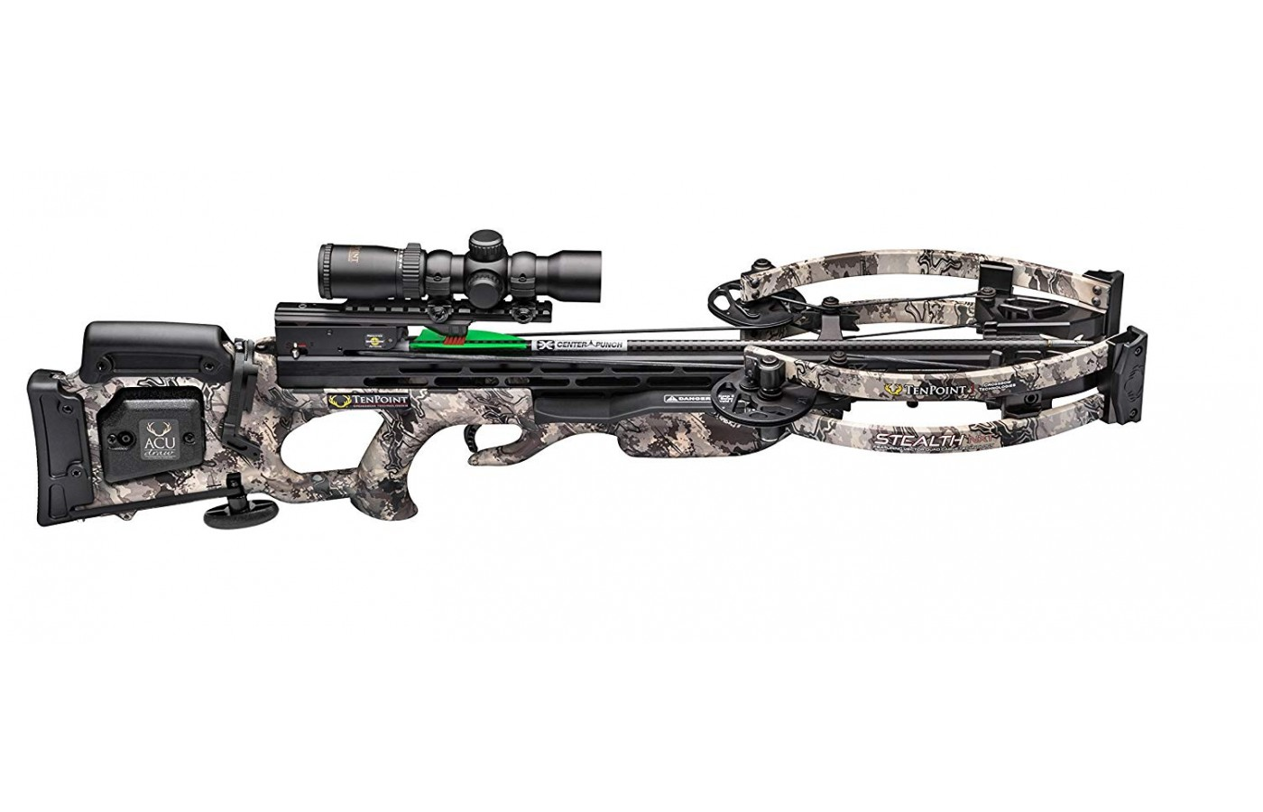The TenPoint Stealth NXT is among the finest crossbow combination of accuracy, power, and width on the market.