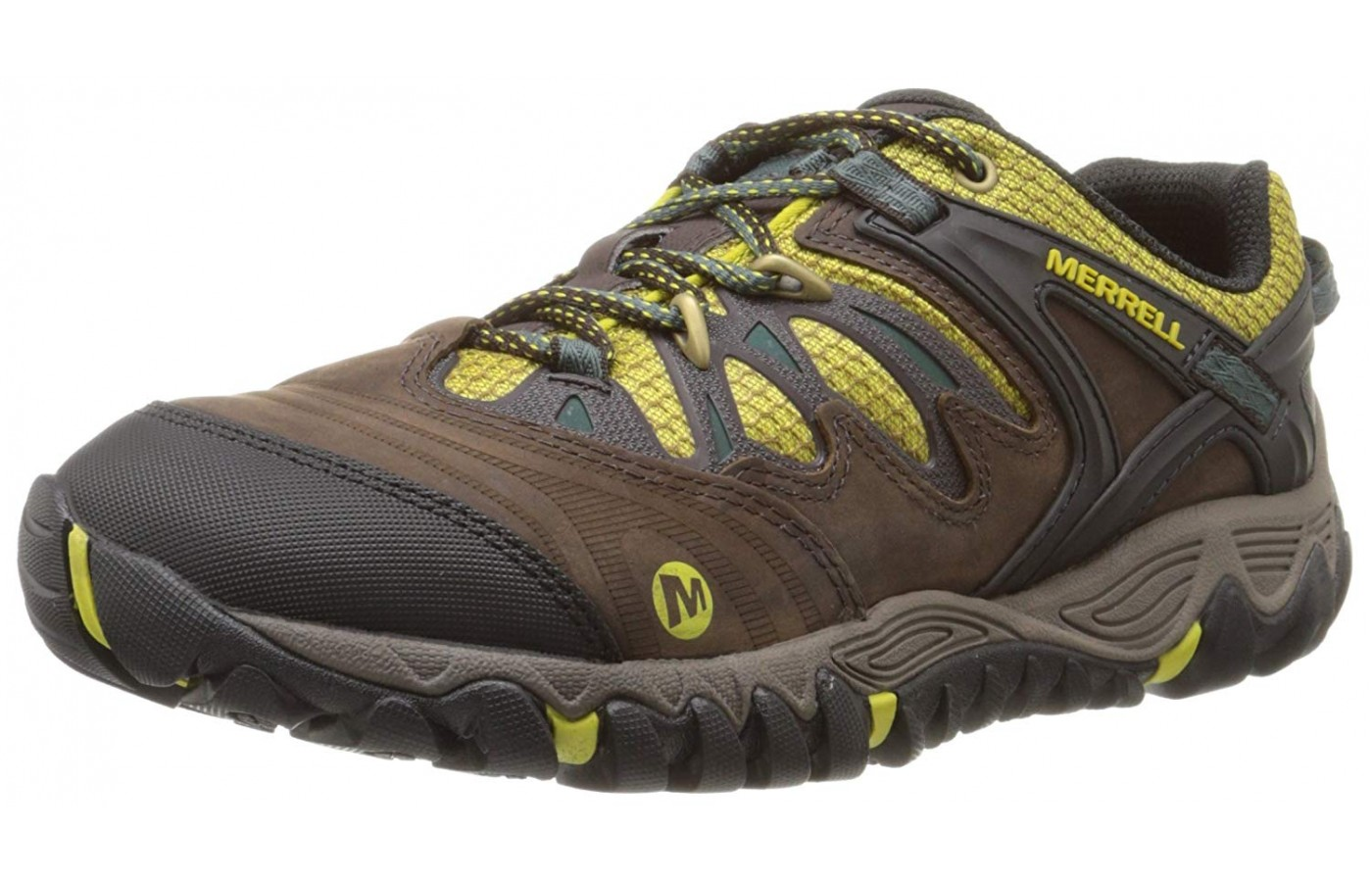 The Merrell All Out Blaze is wonderfully lightweight.