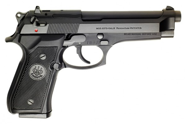 An in-depth review of the Beretta 92FS.