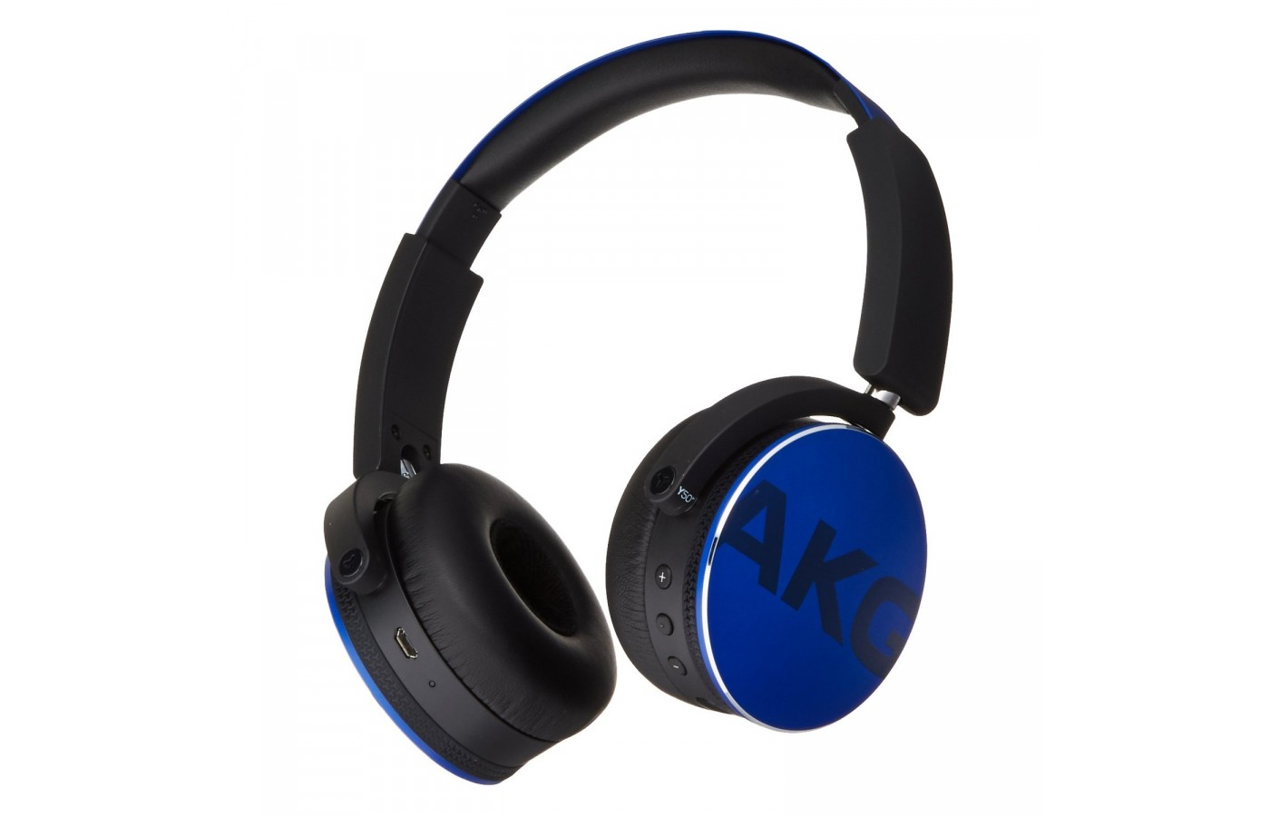 The AKG Y50BT offers award winning sound for the best listening experience.