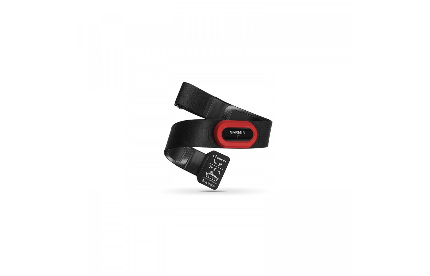 The Garmin Forerunner 735XT also offers a heart rate monitor band for even more reliable analytics.