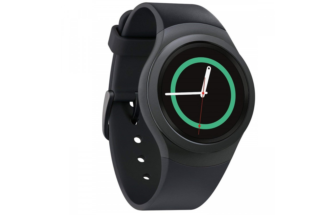 The Samsung Gear S2 offers downloadable faces for a more customizable style.