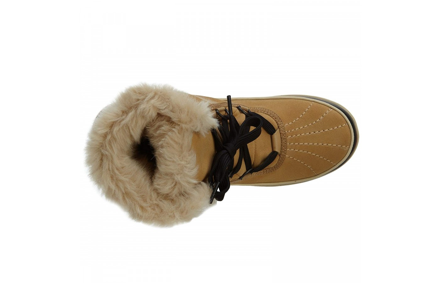 The Sorel Tivoli II also offers a real suede upper for breathability and style.