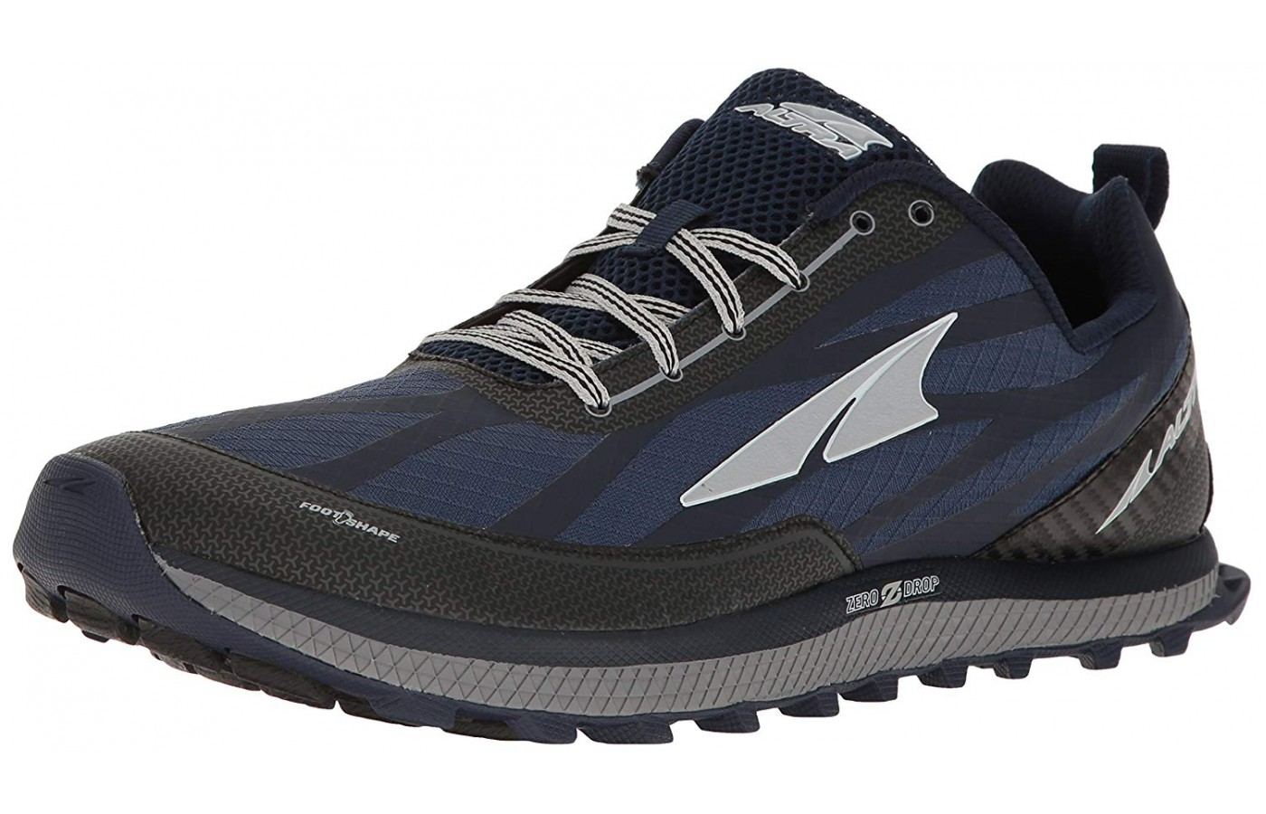The Altra Superior 3.0 has mesh material in the upper.