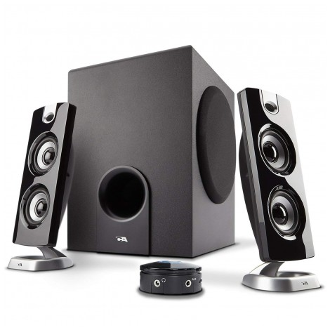 Cyber Sound System with Subwoofer