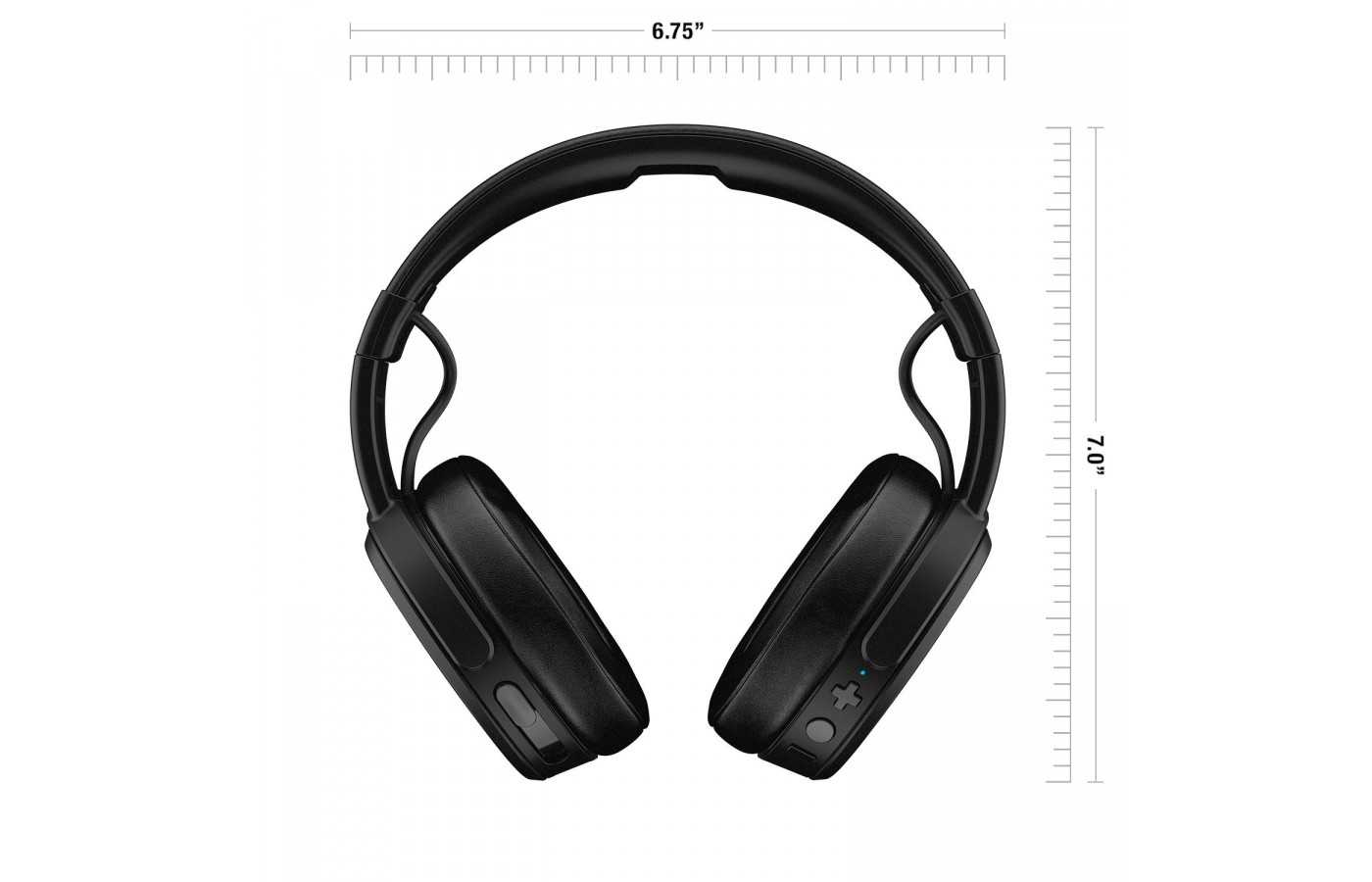 These headphones have extra padding to ensure stability and comfort.