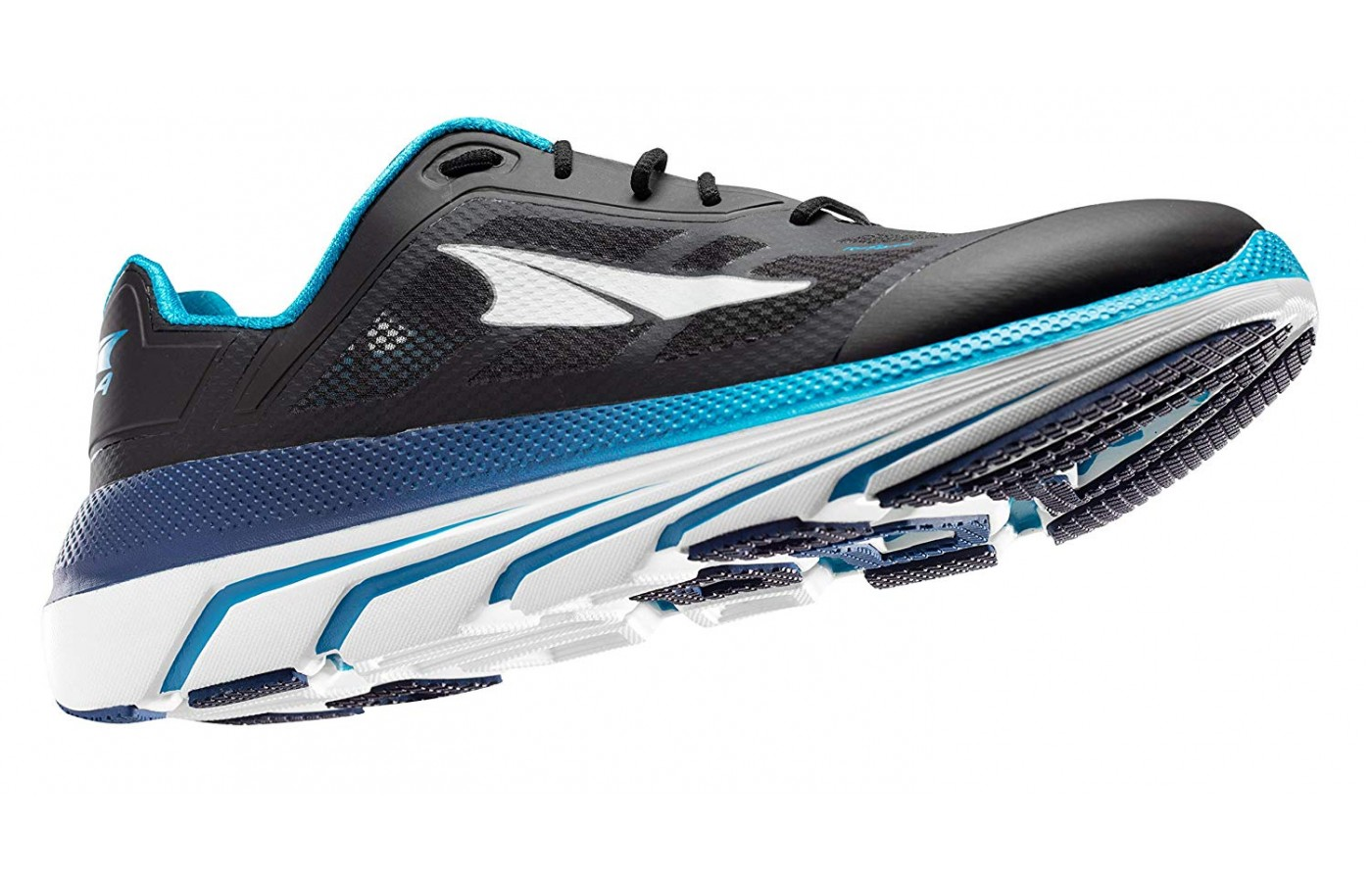 The Altra Duo has a zero drop.
