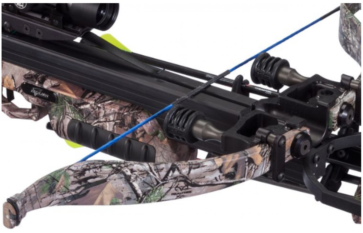 The Realtree Xtra finish contributes to the attractive appearance.