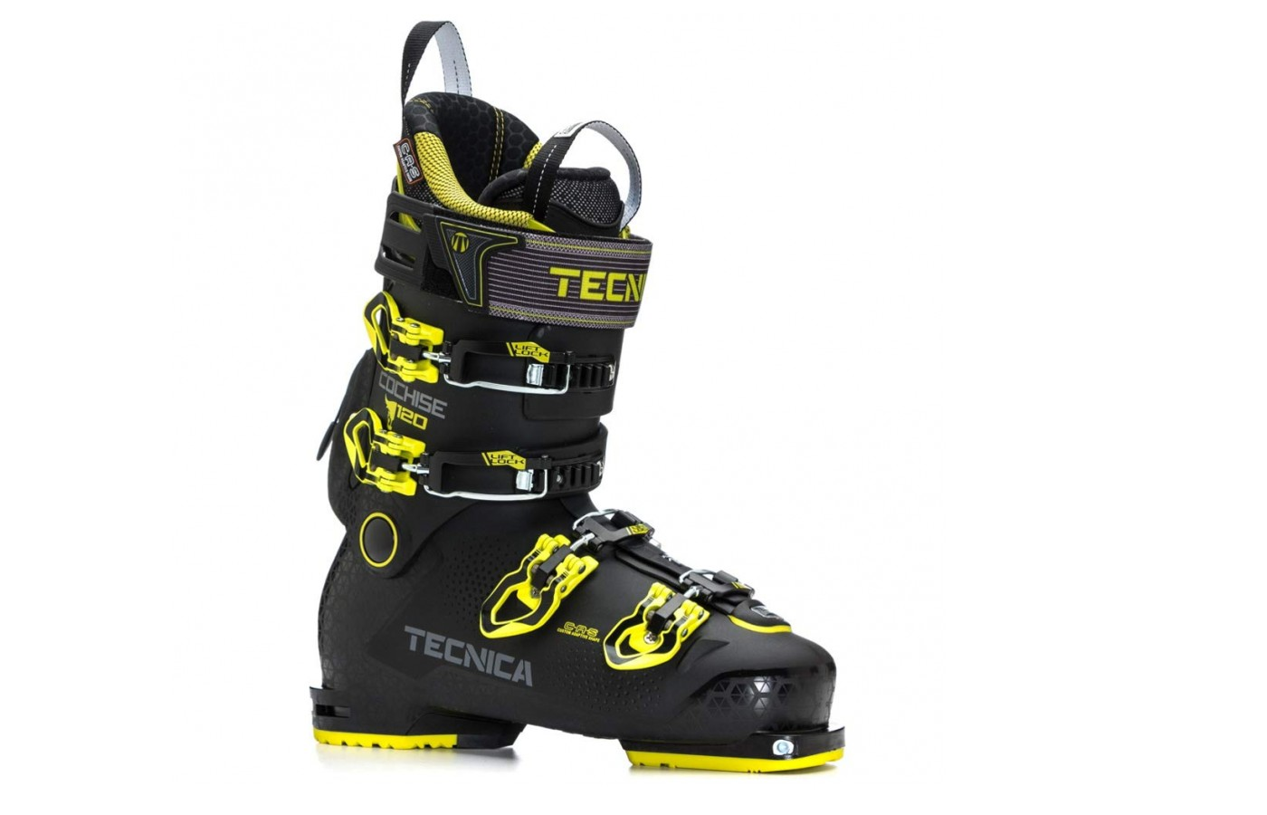 These ski boots are versatile.