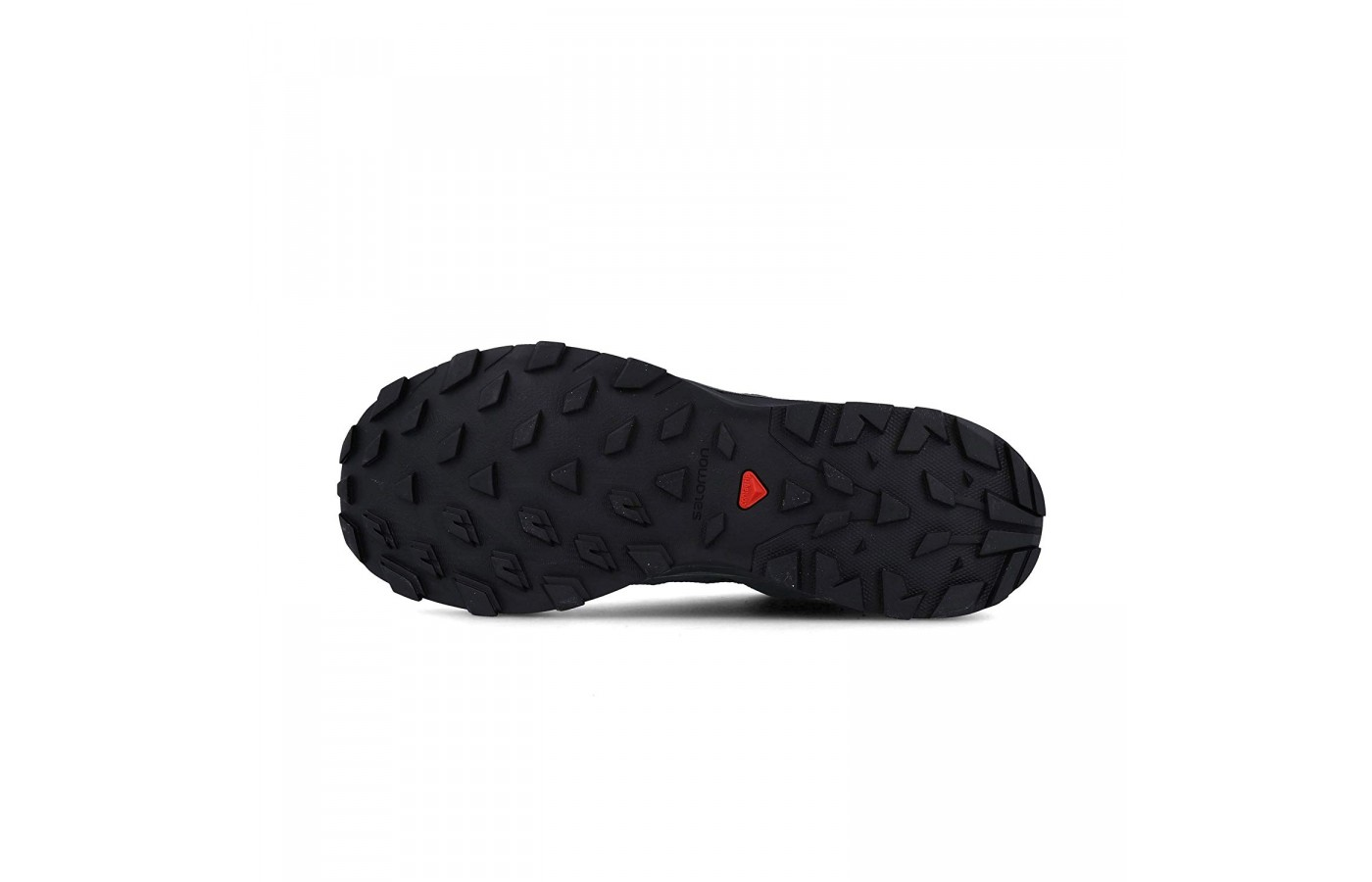 The rubber on the outsole gives you a good grip on the ground.