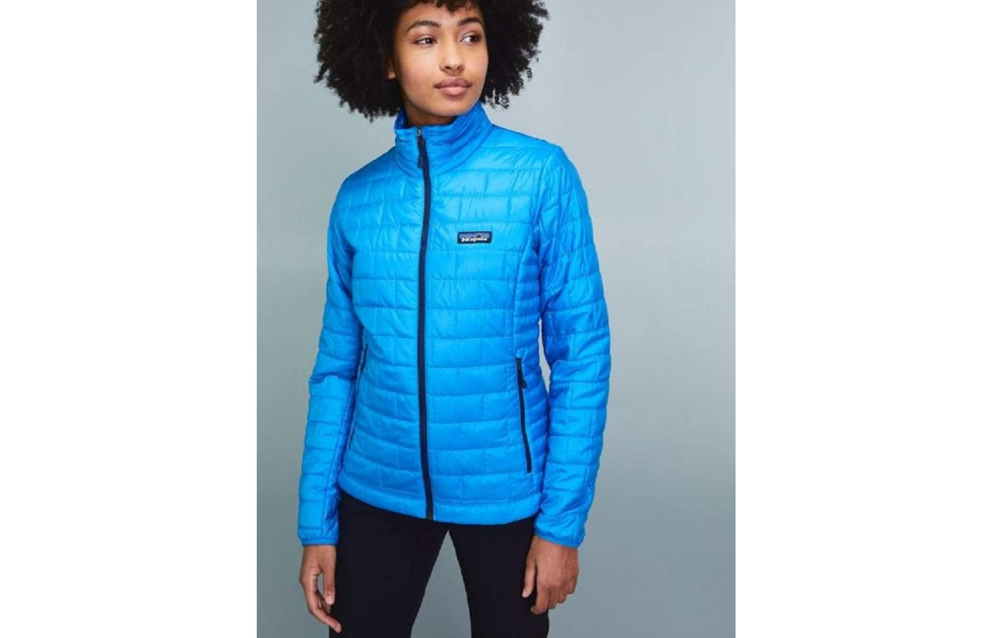Like many Patagonia products, the sleek jacket is favored because it looks good and performs in various situations.