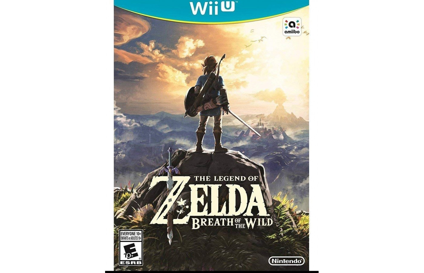 Breath of the Wild is available on both the Wii U and the Switch.
