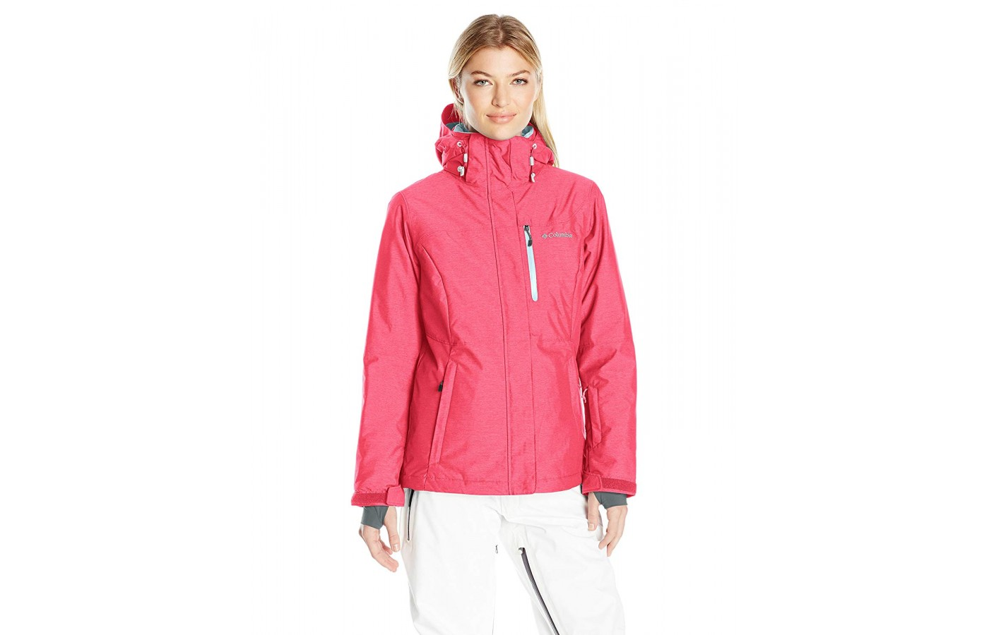 Many Consumers, especially women, agree the jacket has all the features one has come to expect of a ski jacket.