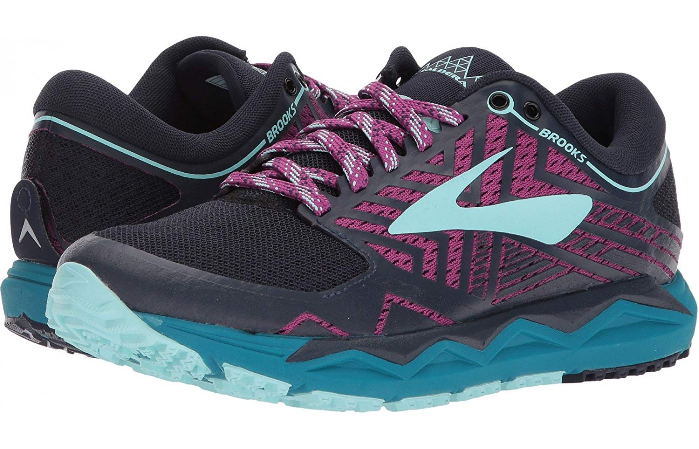 Caldera 2 strikes an ideal balance between breathable comfort and durable protection that athletes look for in footwear.