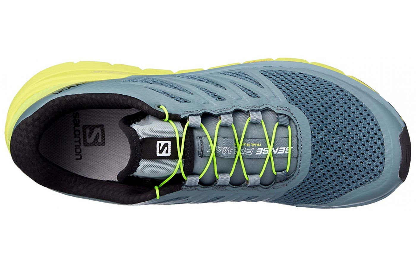 . The Quicklace System means never worrying about shoes coming undone.