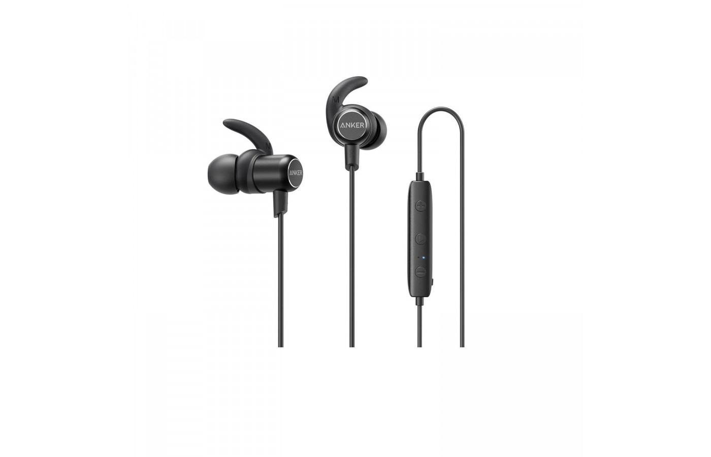 Anker SoundBuds Slim+ comes customizable accessories for a more tailored fit.